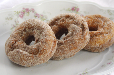 Healthier Donuts made using Astoria Mills Mix #6 see free